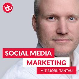 Show cover of SOCIAL MEDIA MARKETING mit Björn Tantau