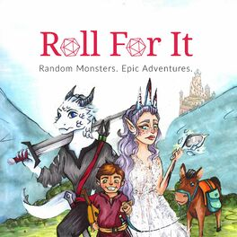 Show cover of Roll For It - a D&D Podcast