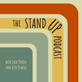 Show cover of The Stand Up Podcast