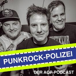 Show cover of Die Punkrock-Polizei – Der AOP Podcast