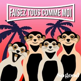 Episode cover of #3 Faisez tous comme moi - Hélène Coutard