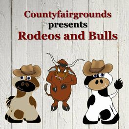 Show cover of Countyfairgrounds, Rodeos & Bulls
