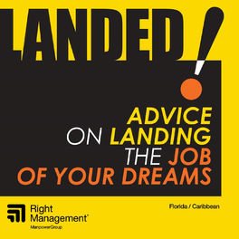 Show cover of Landed! Advice on Landing the Job of Your Dreams