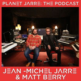 Show cover of Planet Jarre: The Podcast