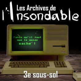 Show cover of Les Archives de l'Insondable