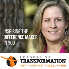 Show cover of Leaders Of Transformation   Conscious Business   Global Transformation   Leadership Development