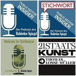 Show cover of Behörden Spiegel