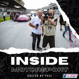 Show cover of Inside Motorsport Podcast powered by TV22