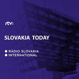 Show cover of Slovakia Today, English Language Current Affairs Programme from Slovak Radio