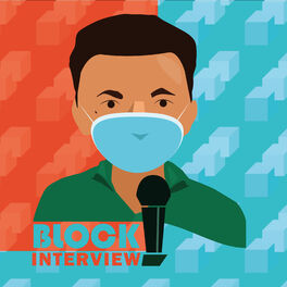 Show cover of BLOCK INTERVIEW - 100% BLOCKCHAIN