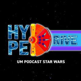 Episode cover of HYPE DRIVE - Obi-Wan Kenobi - Elenco, Gravações e Teorias