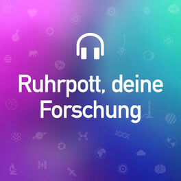 Show cover of Ruhrpott, deine Forschung