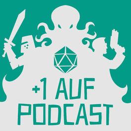 Show cover of Plus 1 auf Podcast - Der Rollenspiel-Stammtisch