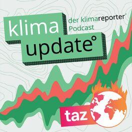 Show cover of klima update° - der Nachrichten-Podcast von klimareporter°