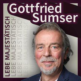 Show cover of Gottfried Sumser - LEBE MAJESTÄTISCH