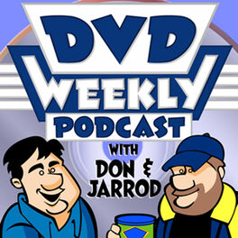 Show cover of DVD Weekly Podcast