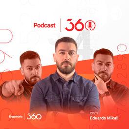 Show cover of Podcast 360, o podcast do Engenharia 360