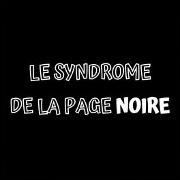 Show cover of Le Syndrome de la Page Noire