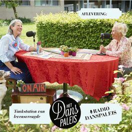 Episode cover of Radio Danspaleis Seizoen 2 Aflevering 7 met o.a. Victoria False!
