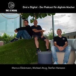 Episode cover of Dreimal Digital Episode 13: KoRo Drogerie