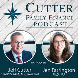 Show cover of Cutter Family Finance Podcast