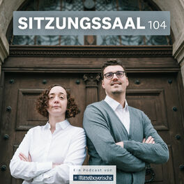 Show cover of Sitzungssaal 104