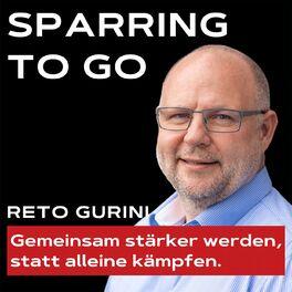 Show cover of Reto Gurini - SPARRING TO GO