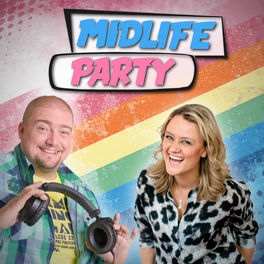 Show cover of Midlife-Party – der gute Laune Podcast mit Lisa Feller und Jürgen Bangert