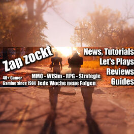Show cover of Zap Zockt - Gaming News, Reviews, Tipps