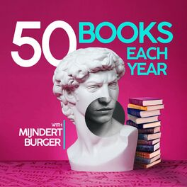 Show cover of 50 Books each year