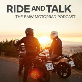 Show cover of RIDE AND TALK - THE BMW MOTORRAD PODCAST