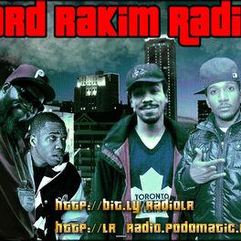 Show cover of Lord Rakim Radio Show