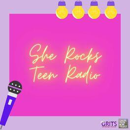 Show cover of She Rocks Teen Radio