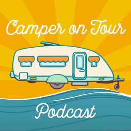 Show cover of Camper on Tour - DER Camping Podcast mit Dominic Bagatzky | Wohnwagen (Caravan), Wohnmobil , Kastenwagen oder Dachzelt