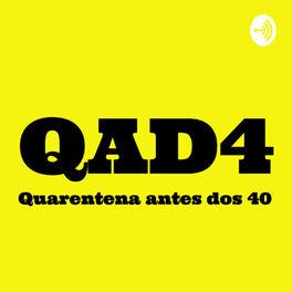 Show cover of Quarentena antes dos 40