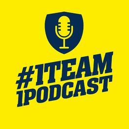 Show cover of #1team1podcast - der Handball-Podcast der Rhein-Neckar Löwen