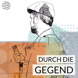 Show cover of Durch die Gegend