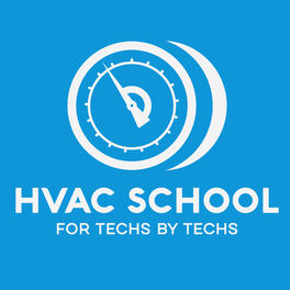 Show cover of HVAC School - For Techs, By Techs