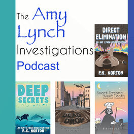 Show cover of The Amy Lynch Investigations Podcast