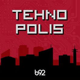 Show cover of Tehnopolis