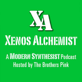 Show cover of Xenos Alchemist