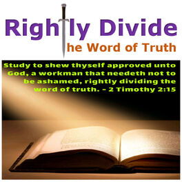 Show cover of Rightly Divide the Word of Truth