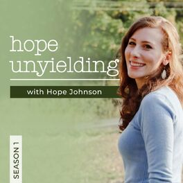 Show cover of Hope Unyielding