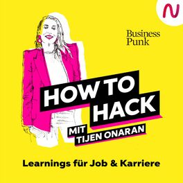 Show cover of Business Punk – How to Hack