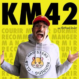 Show cover of Km42 - Courir, manger, dormir, recommencer