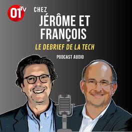 Show cover of Chez Jérôme et François (podcast techno)