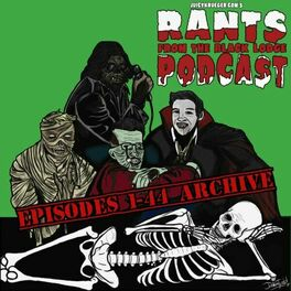 Show cover of Rants From The Black Lodge (Archive)