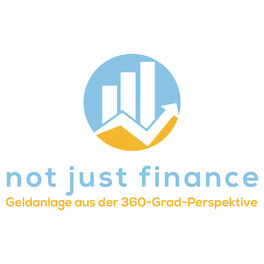 Show cover of not just finance